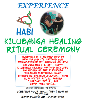 kilubansa experience poster