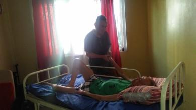 Patient Tatay Ricardo of Fairview, QC