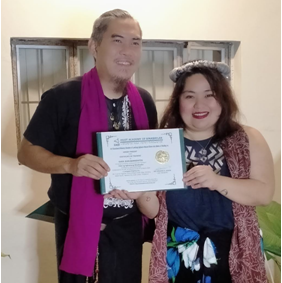 Kara Jean Barientos of Tagaytay City