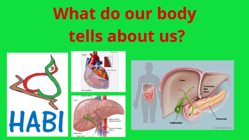 Our Body Speaks