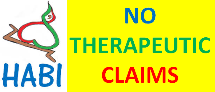No Therapeutic Claim