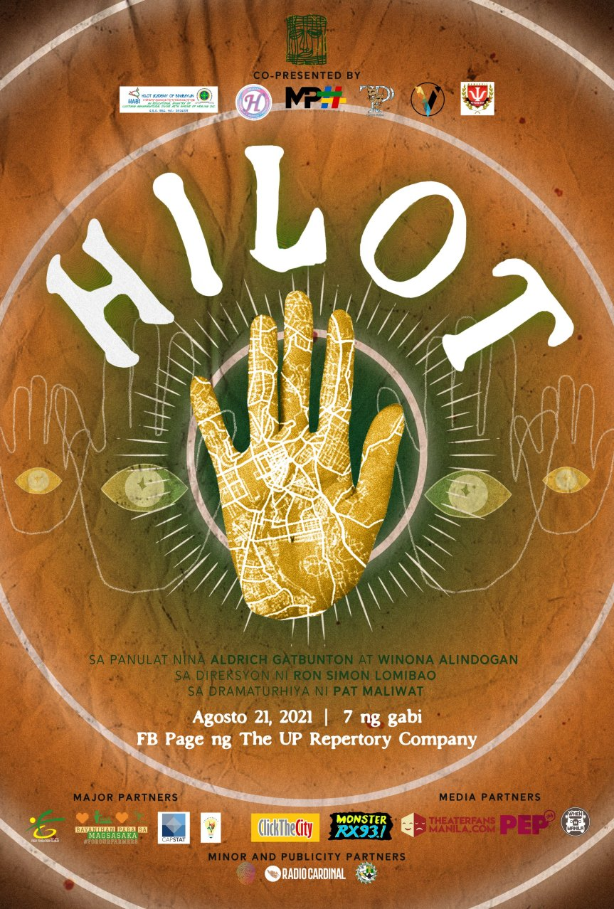 Hilot: A Virtual Stage play by The UP RepertoryCompany